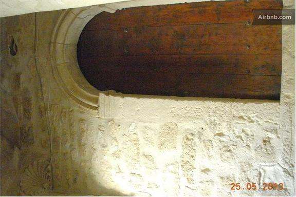sideways door